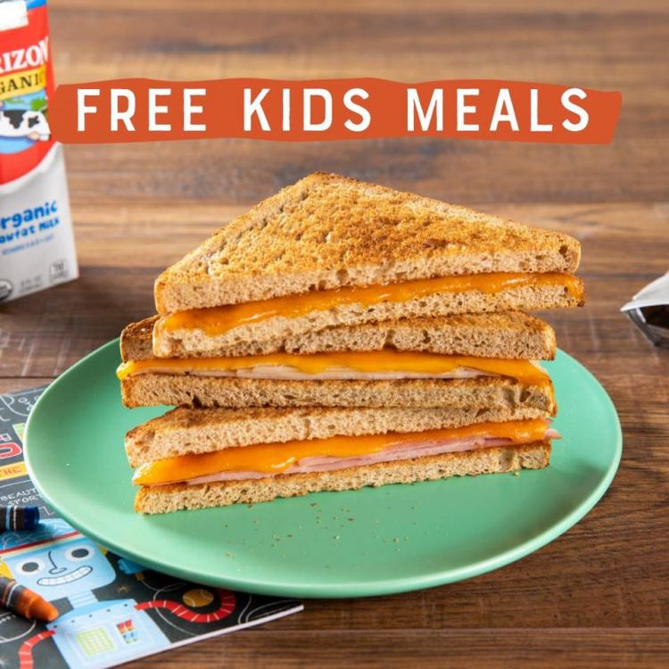 McAlister's Deli Offers FREE Kids Meals