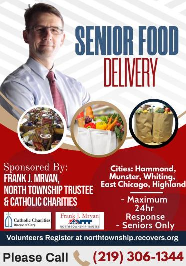 Senior Food Delivery- North Township
