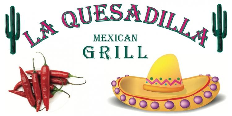 La Quesadilla Mexican Grill offers Delivery, Curbside Pick-up & Carry-out