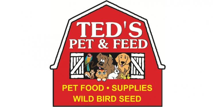 Ted's Pet & Feed offers Curbside Pick-Up & Delivery