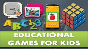 Educational Games and Art for Kids