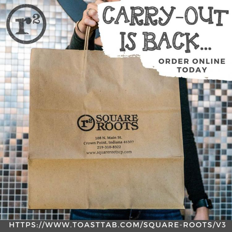 Carry-Out at Square Roots