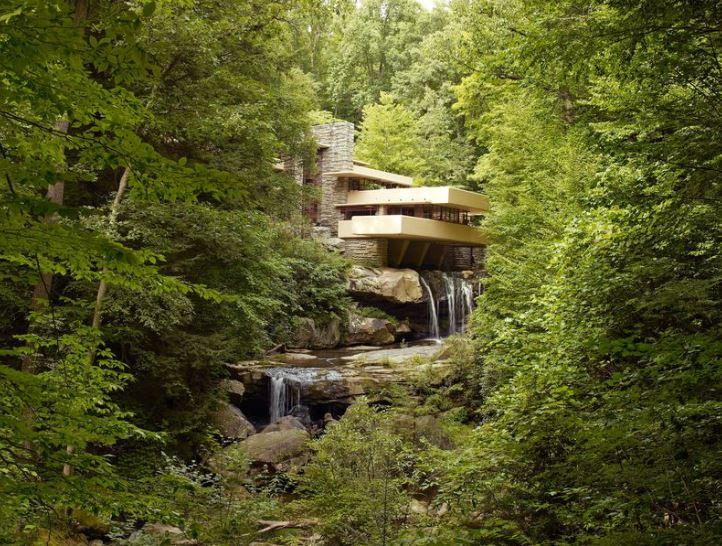 FREE Video Tours of Frank Lloyd Wright Buildings