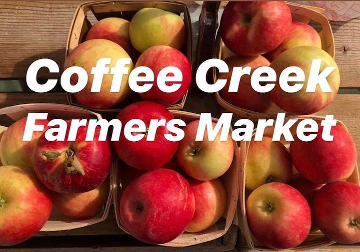 Coffee Creek Farmers Market