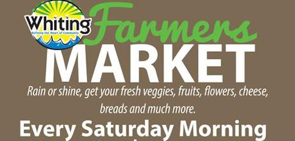 Whiting's 2020 Farmers Market