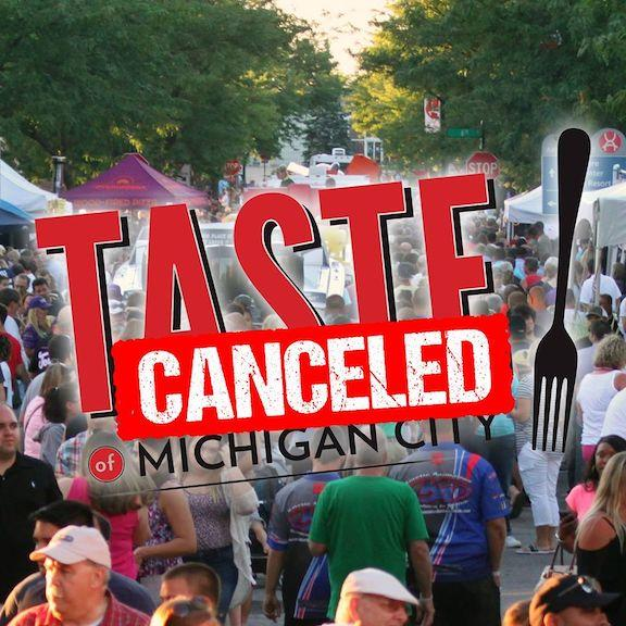 Taste of Michigan City 2020- CANCELLED