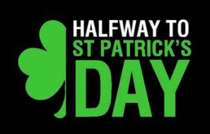 Halfway to St. Patrick's Day Party - CANCELLED