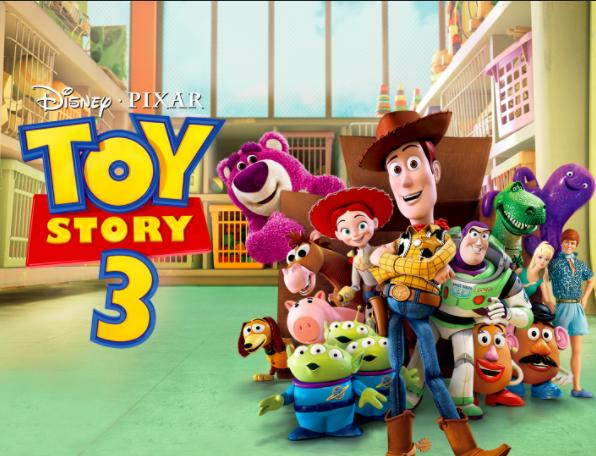 Toy Story 3 Movie in the Park - CANCELLED