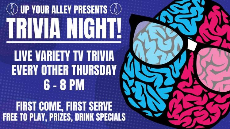 Trivia Night at Up Your Alley