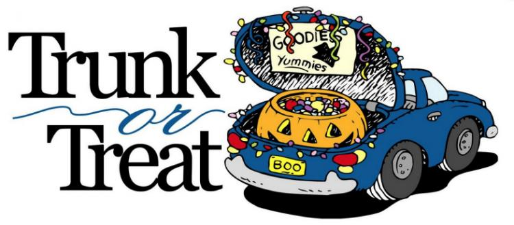 Trunk or Treat Events in NW Indiana