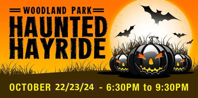 Woodland Park's Annual Haunted Hayride
