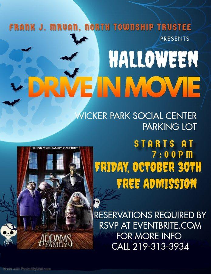 Halloween Drive In at Wicker Park - SOLD OUT