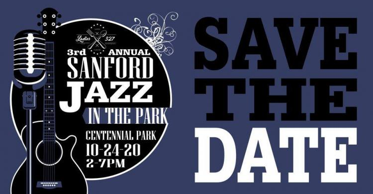 2020 3rd Annual Sanford Jazz in the Park