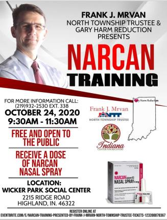 FREE Narcan Training & Education