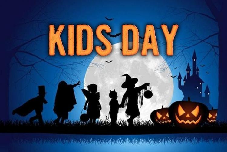 Haunted Hills Hospital in Lake Station - Kids Day