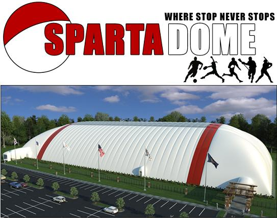 Open Play at Sparta Dome in Crown Point