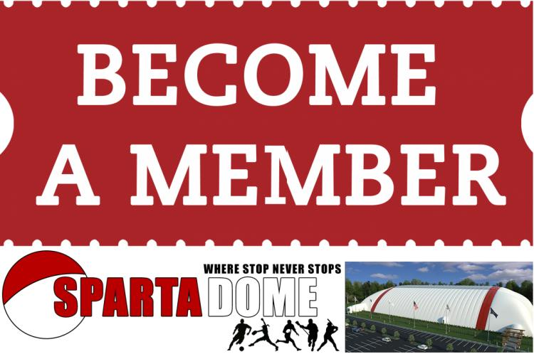 Memberships at Sparta Dome Crown Point
