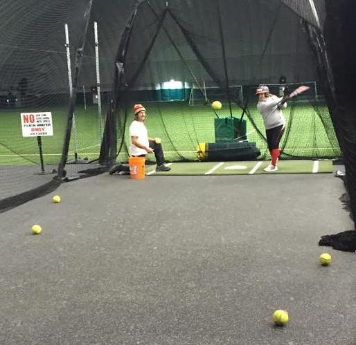 Rent a Batting Cage at Sparta Dome in Crown Point