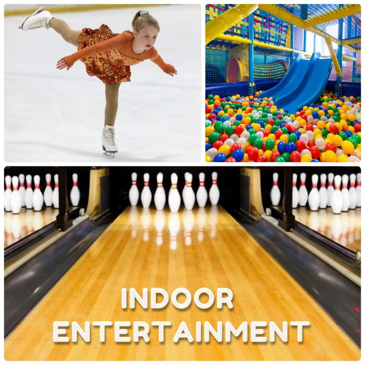 Indoor Entertainment in NWI: Bowling, Family Fun Centers, Escape Rooms & more!