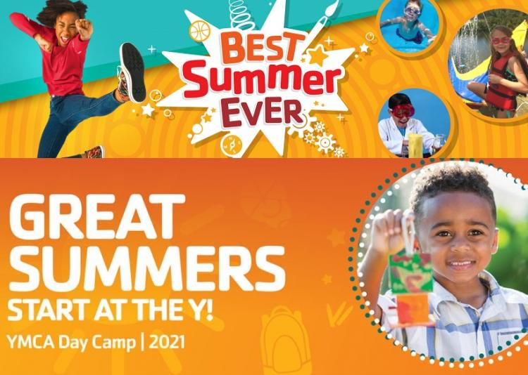 Summer Camp at YMCA in Crown Point (age 3 preschool - 6th grade)