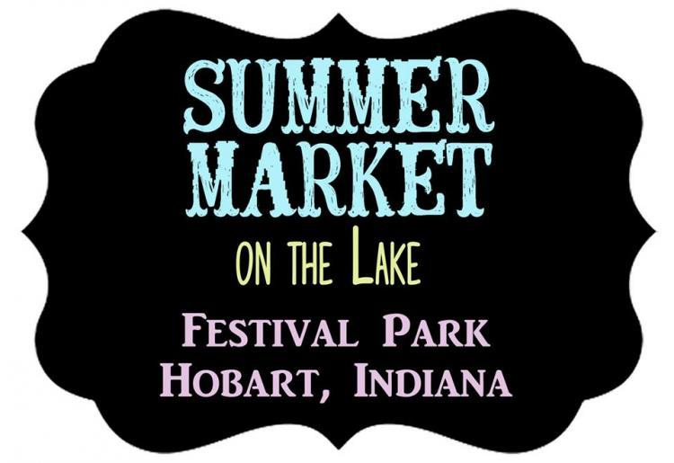 Summer Market on the Lake in Hobart