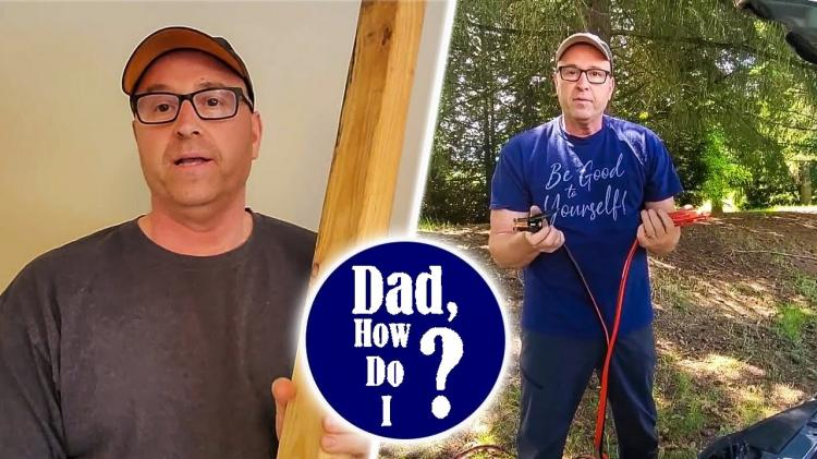 Dad, how do I? YouTube Channel Teaches Life Lessons to Those Without a Father