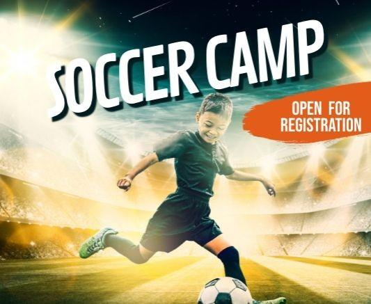 Summer Soccer Camp at Sparta Dome in Crown Point (ages 5-13)