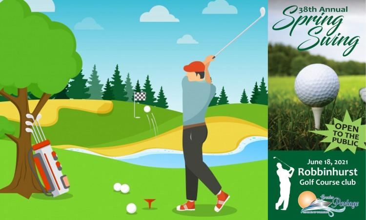 38th Annual Spring Swing Golf Outing in Valparaiso