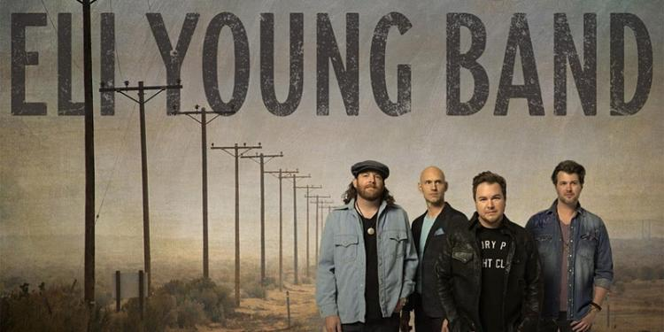 Eli Young Band at Central Park Plaza in Valparaiso