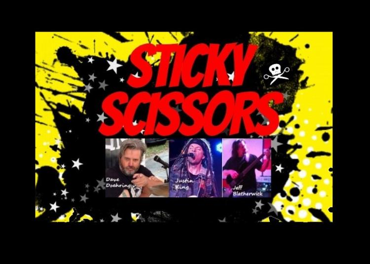 Sticky Scissors Performs on the Patio Every Wednesday at Shipwreck Bar & Grill