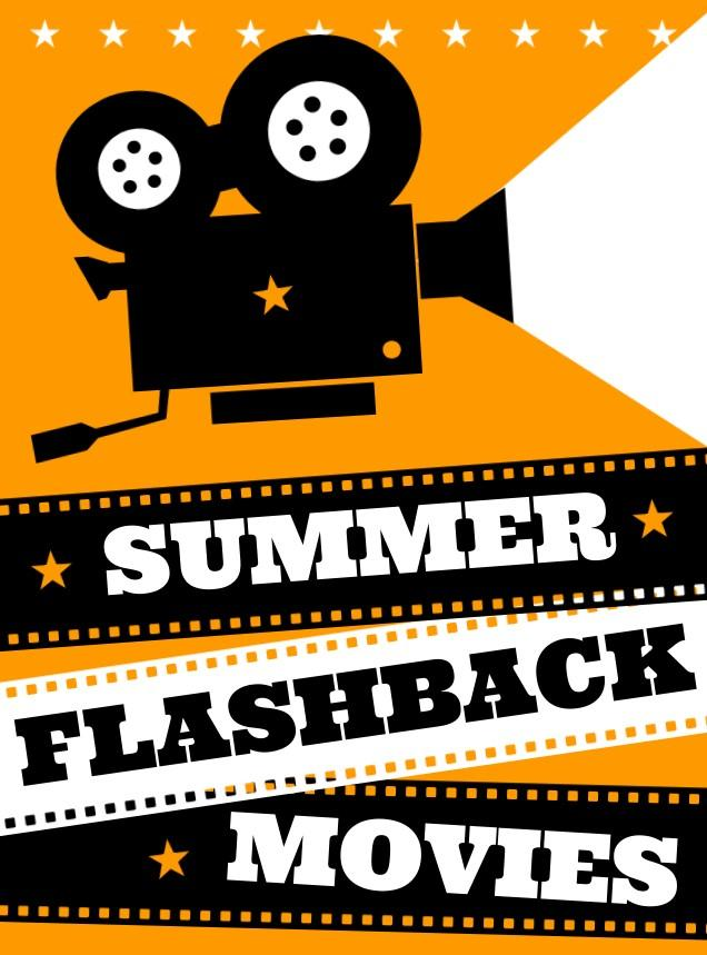 Summer Flashback Movies in the Park in Portage