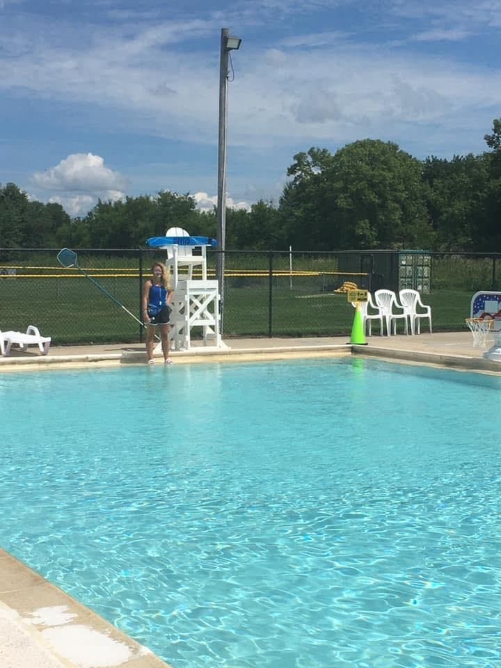 Pleasant Township Pool in Kouts