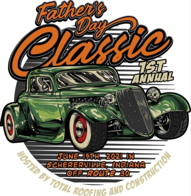 Father's Day Classic Car Show & Benefit in Schererville