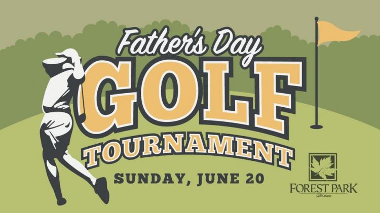 Father's Day Golf Tournament at Forest Park in Valparaiso