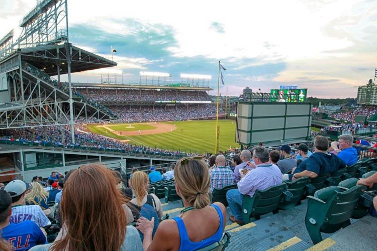 Father's Day Wrigley Rooftop Experience - Register by June 11!