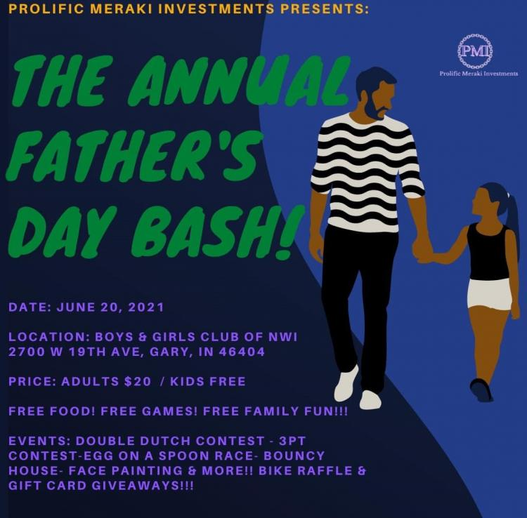 Father's Day Bash at the Boys & Girls Club