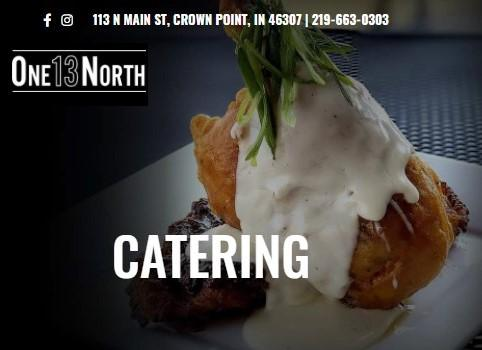 Make Your Event Amazing with One13North Kitchen and Bar's Catering