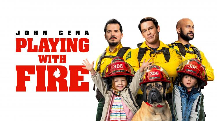 Munster Parks Movie in the Park featuring Playing with Fire