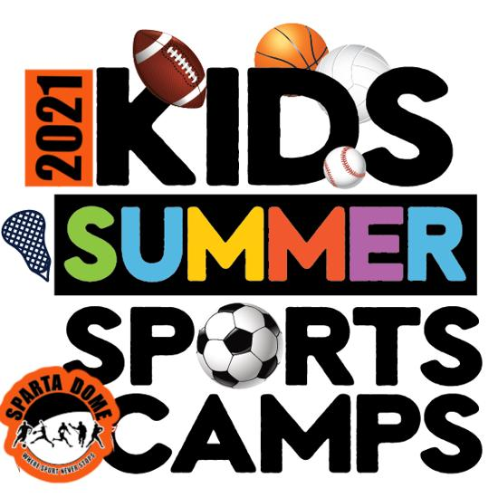 Summer Sports Camp at Sparta Dome (ages 4-13)