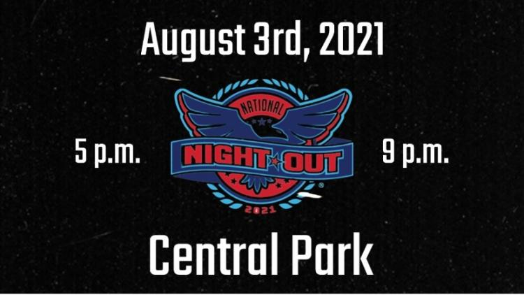 Dyer National Night Out Against Crime