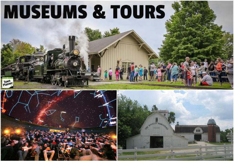 Take a Tour of Northwest Indiana's Museums and other Attractions