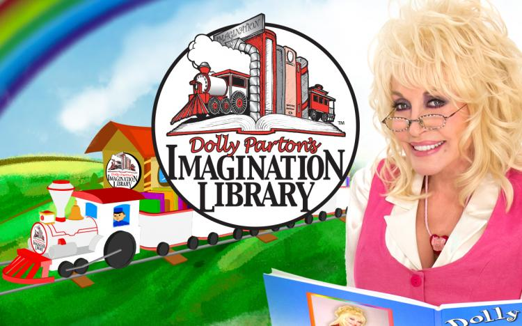 Free Books With Dolly Parton's Imagination Library
