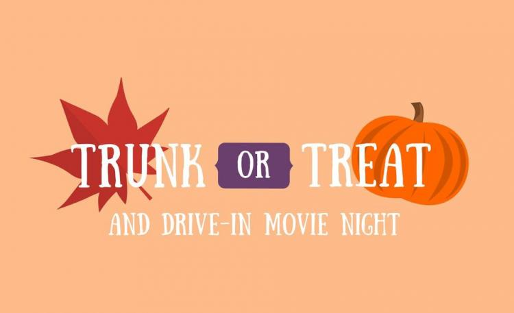 Trunk or Treat & Movie Night at Sunset Hill