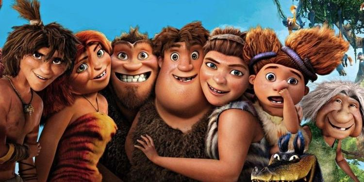 Movie in the Park - The Croods: A New Age