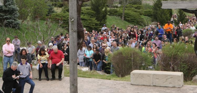Schedule a Group Tour at The Shrine of Christ's Passion