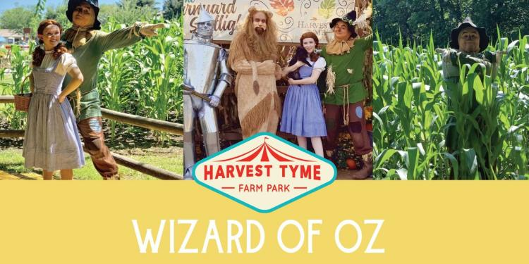 Wizard of Oz Weekend at Harvest Tyme