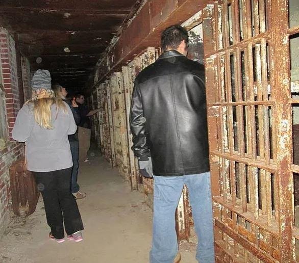 Midnight Ghost Tour at Crown Point Jail