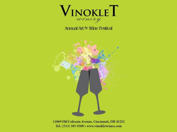 Vinoklet Art and Wine Festival