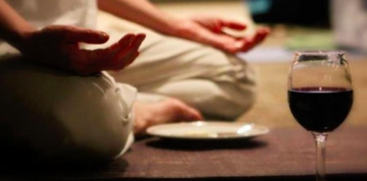 Candlelight Yoga & Wine Meditation at FIT Academy, Tigard
