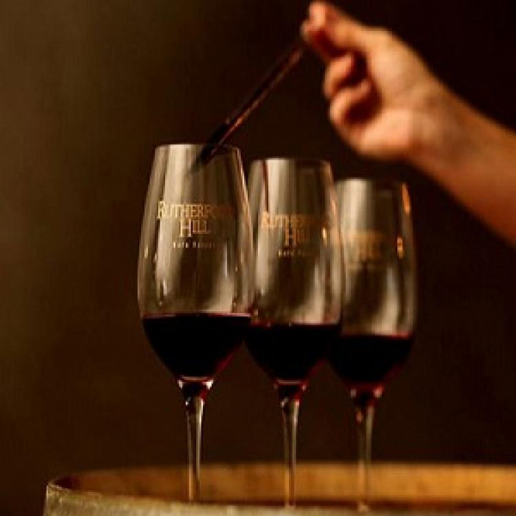 Blend Your Own Merlot Seminars @ Rutherford Hill